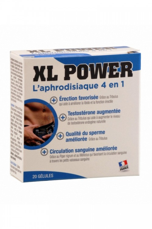 XL Power (20 gélules) -...