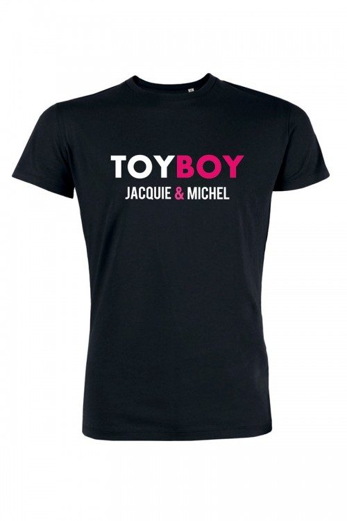 Tee-shirt Toy Boy - Jacquie...
