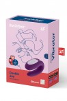 Stimulateur Double Joy violet - Satisfyer